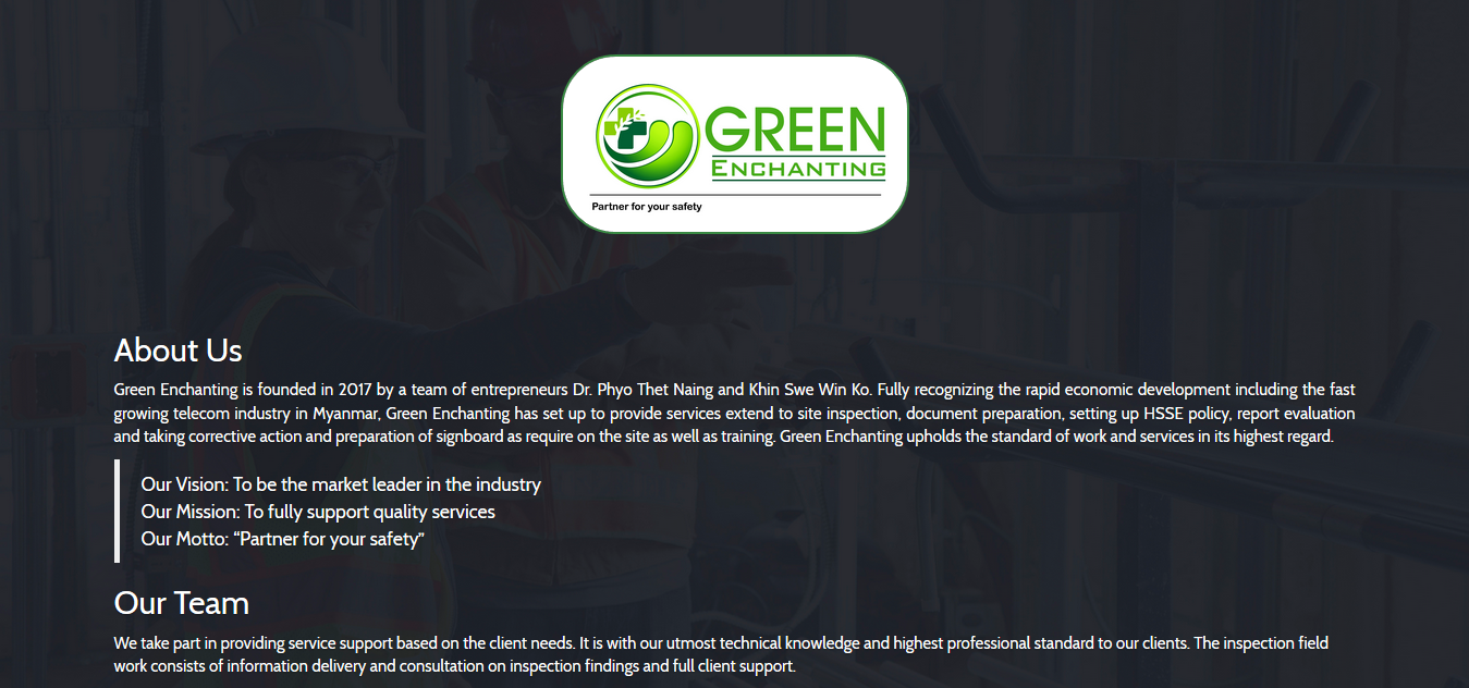 Green Enchanting Co., Ltd.