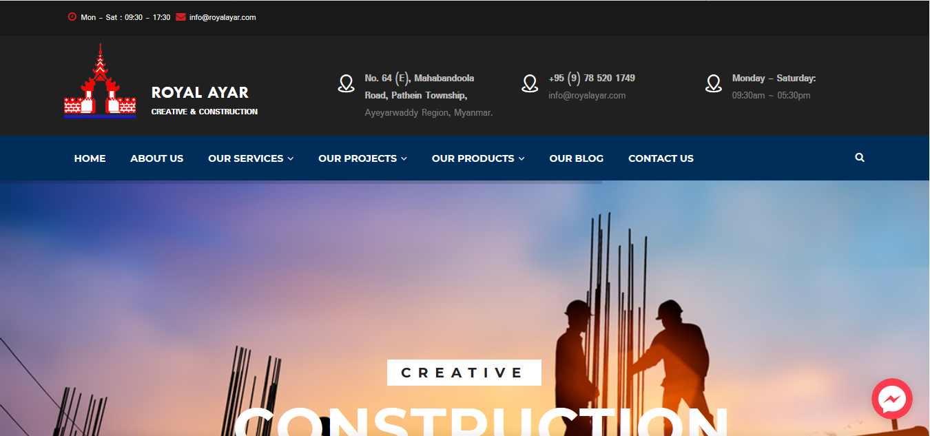 Royal Ayar Creative & Construction